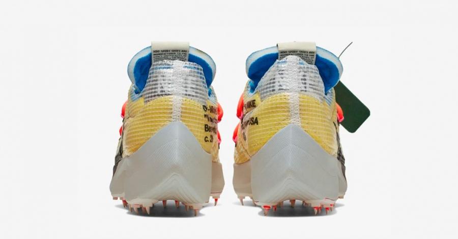 Off-White x Nike Vapor Street Tour Yellow CD8178-700