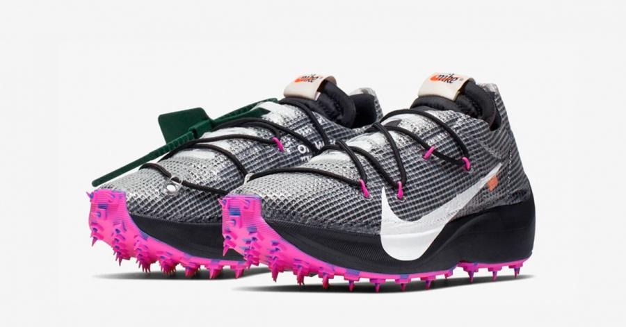 Off-White x Nike Vapor Street Sort Pink CD8178-001