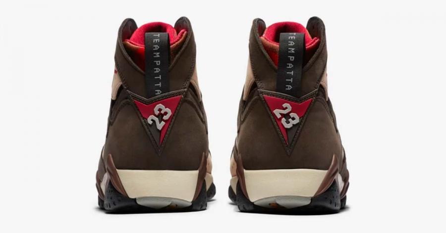 Patta x Nike Air Jordan 7 AT3375-200