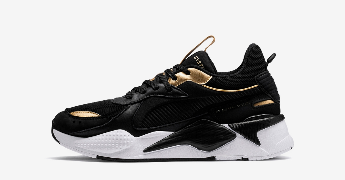 Puma RS-X Trophies Sort Team Gold 369451-01