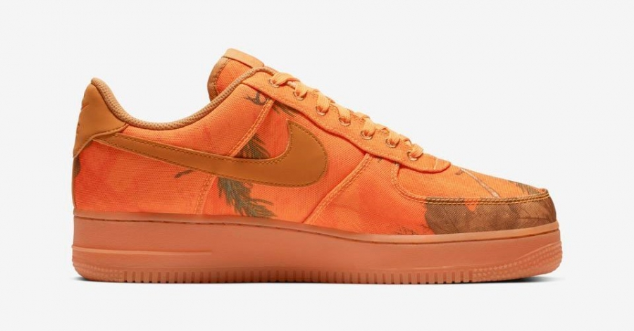Realtree x Nike Air Force 1 Low Desert Camo AO2441-800
