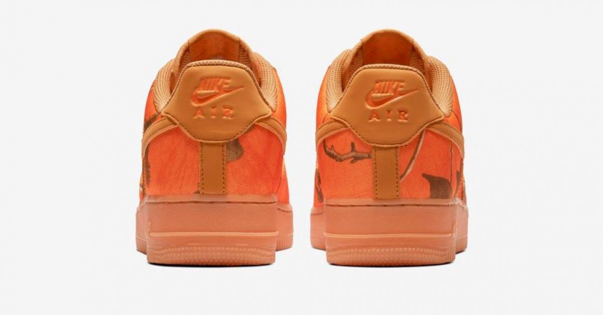 Realtree x Nike Air Force 1 Low Desert Camo AO2441-800