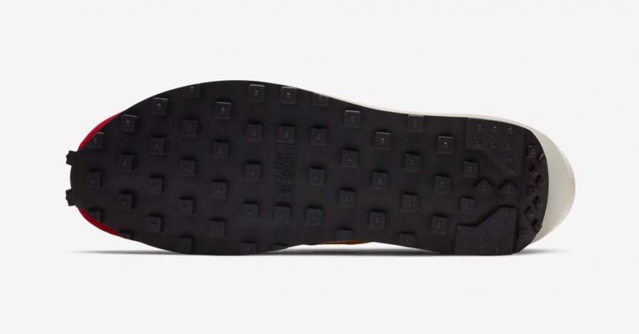 Sacai x Nike LDV Waffle Daybreak Blå Rød BV0073-400