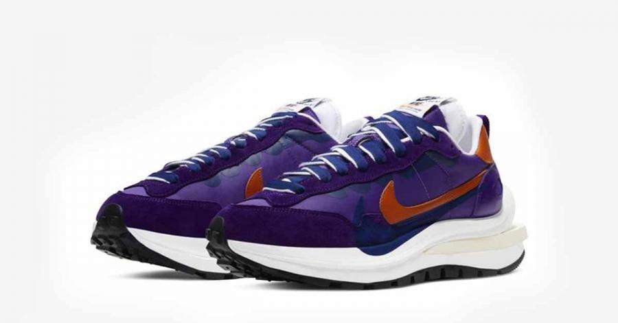 Sacai x Nike Vaporwaffle Dark Iris DD1875-500