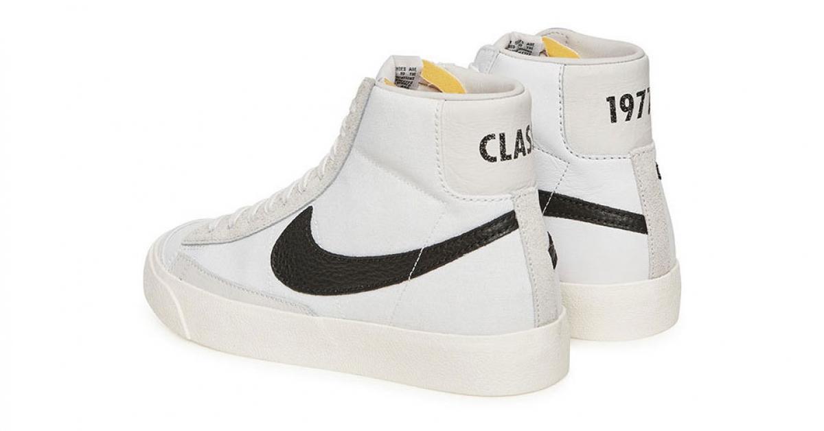 Slam Jam x Nike Blazer 1977
