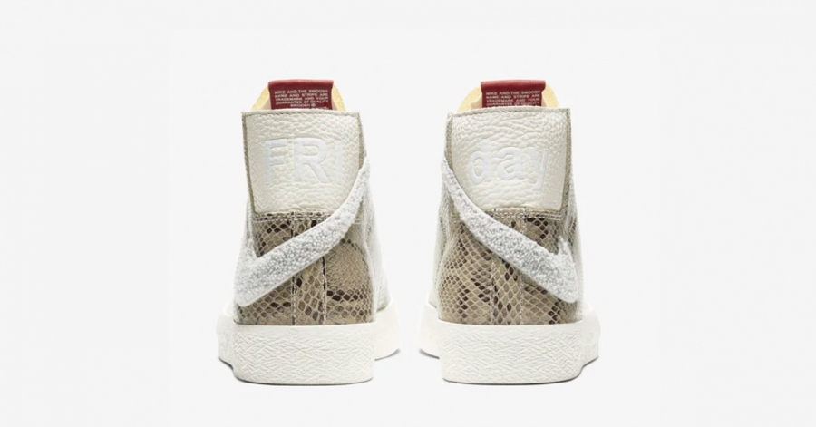Soulland x Nike SB Blazer Mid FRI.day Cool Sneakers