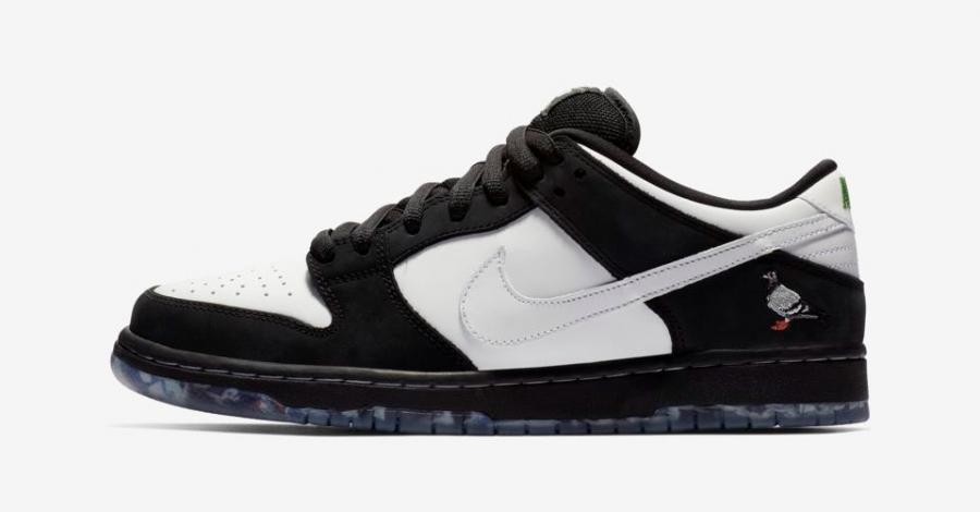 Staple x Nike SB Dunk Low Pro Panda Pigeon BV1310-013
