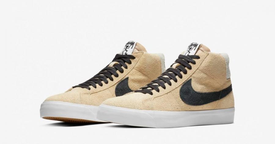 Stüssy x Lance x Nike SB Zoom Blazer Mid