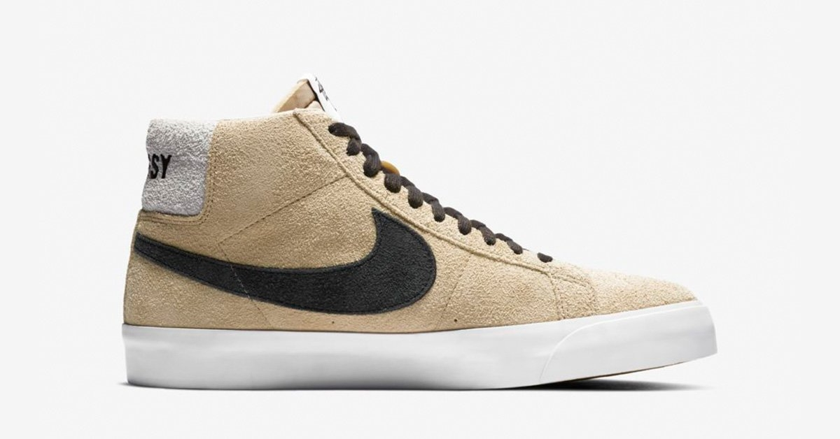 Stussy x Lance x Nike SB Zoom Blazer Mid