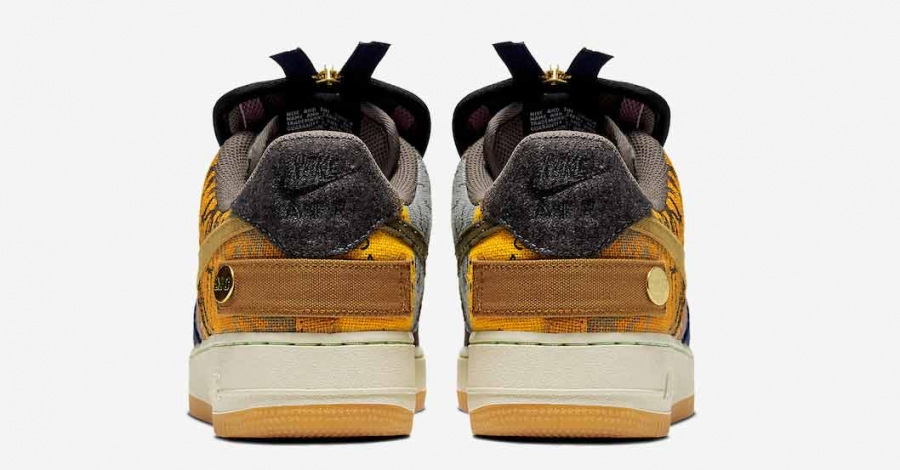 Travis Scott x Nike Air Force 1 CN2405-900