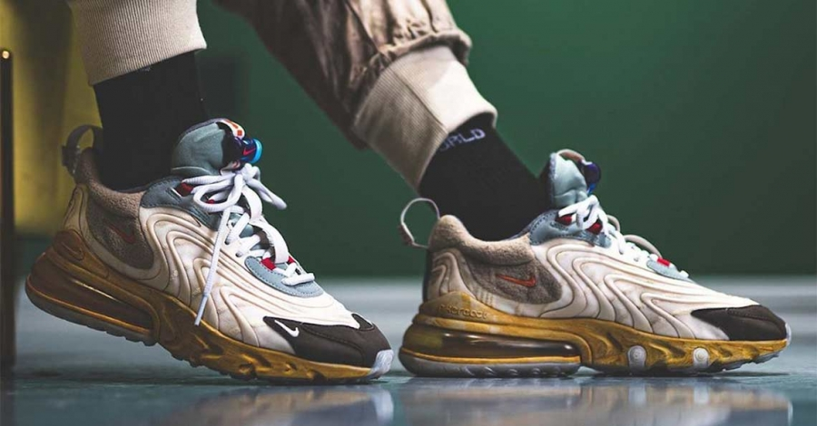 Travis Scott x Nike Air Max 270 React CT2864-200