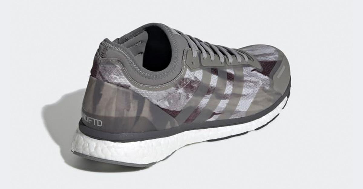 Undefeated x Adidas Adizero Adios BC0470 0