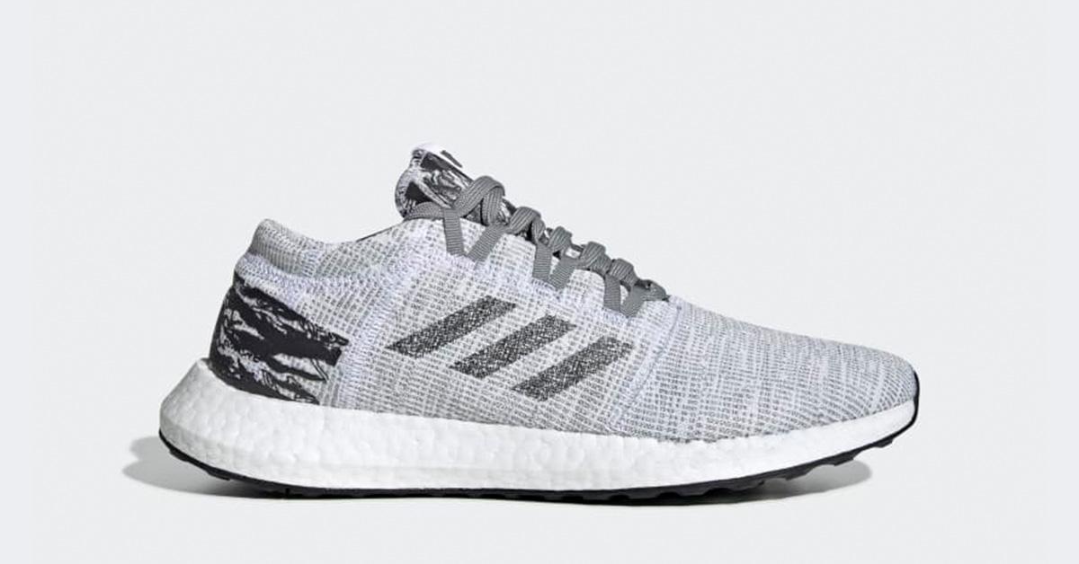 Undefeated x Adidas Pureboost Go BC0474 0
