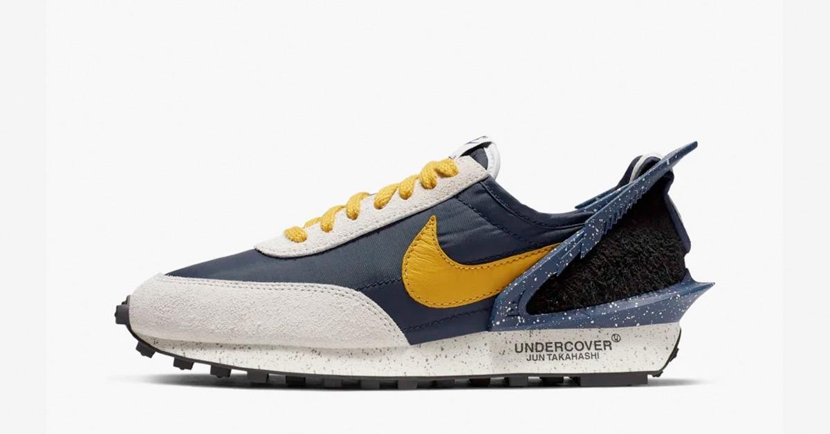 Undercover x Nike Daybreak Blå Gul