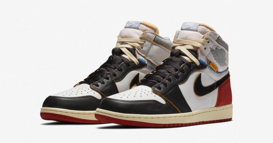 Union Los Angeles x Nike Air Jordan 1