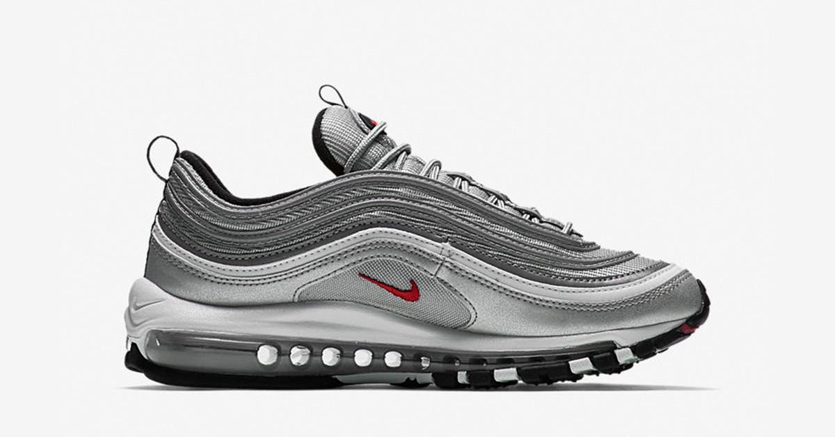 Release | Nike Air Max 97 Silver Bullet | Sneakerworld.dk