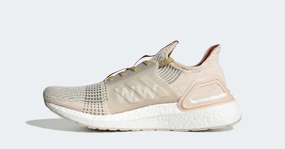 2019 Adidas Ultra Boost Dame Beige,Adidas Sko Outlet